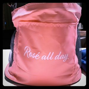 "Other - *Rose all day"" wine cooler bag"